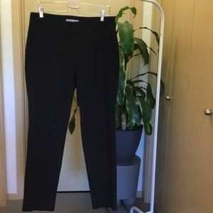 Michael Kors Black straight leg trousers - size 8